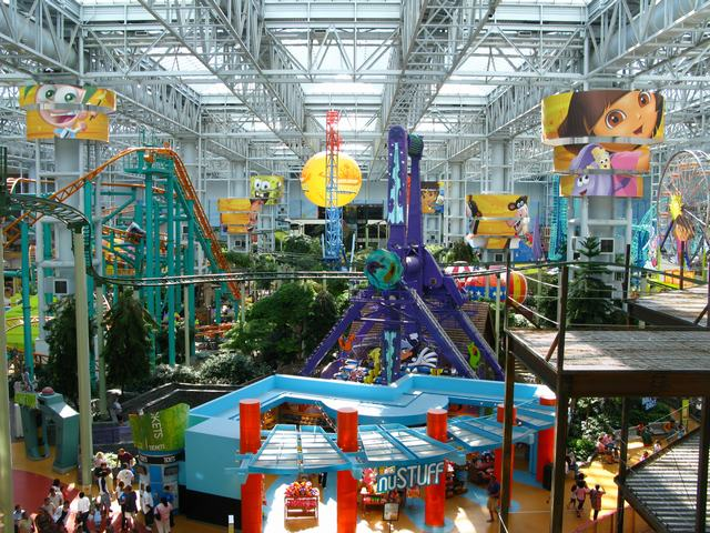 USA NORTHWEST - Largest mall in usa
